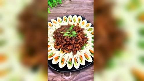 吃播美食谱:家中做客必做菜,美味易学记得收藏!