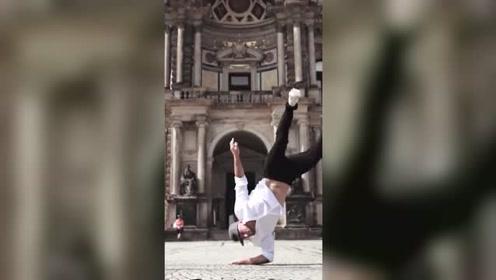 这是一条超帅的breaking剪辑 带你世界各地跳街舞