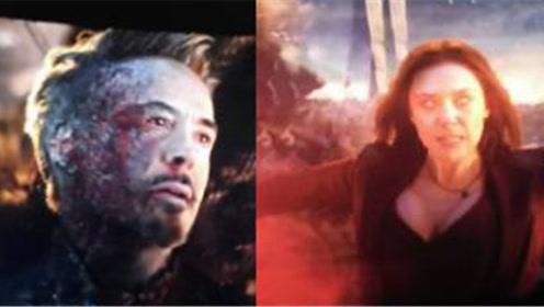 《复仇者联盟4》剧透 钢铁侠和黑寡妇都牺牲了