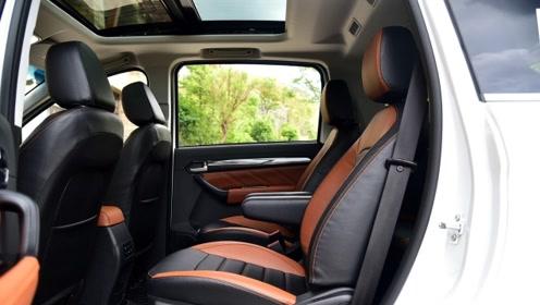 这才是省钱的7座SUV,售价4.99万,油耗6.4L