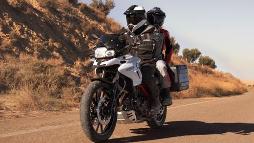 享受骑行的乐趣BMW F700GS开启新的摩旅生活