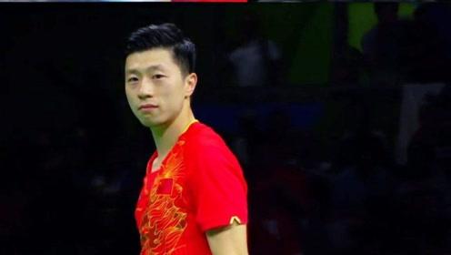 超越庄则栋!马龙实现三连冠!成国际乒坛男乒84年第一人