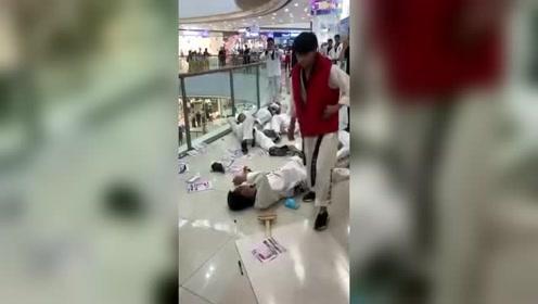 警方通报常熟万达斗殴事件:武馆与跆拳道馆冲突,15人被刑拘!