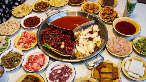荤菜不超过20!杭州这家成都火锅店让你吃的便宜又巴适
