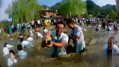 汪涵蒋欣带队摸鱼场面壮观,现场嗨歌出乎意料