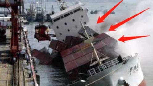 船锚那么小,怎么固定比它大万倍的船只?看完真佩服设计师脑洞!