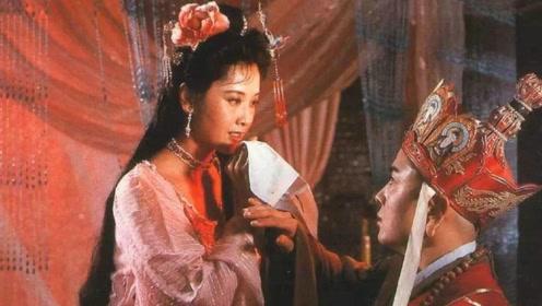 她是最美女儿国国王,二婚嫁给神秘人婚姻幸福