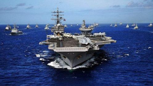世界海军排名:中国有军舰300艘,美国287艘,俄罗斯83艘