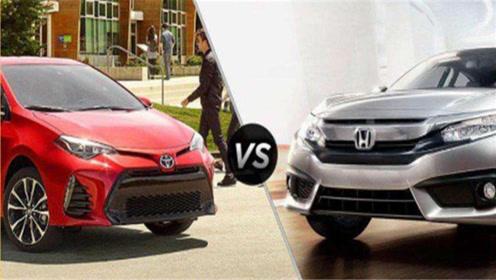 丰田和本田这两个汽车品牌谁比较好?老司机说出分析,看个人喜欢