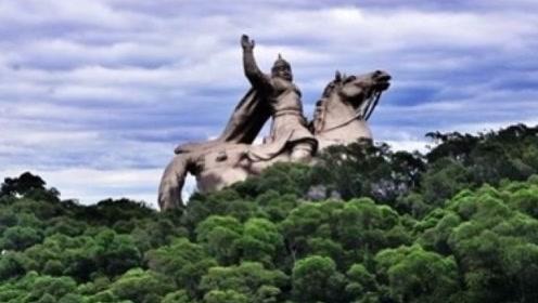 农民意外炸出一座古墓,墓里出土的石碑,证明郑成功蒙冤300年