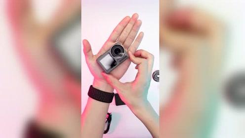 剑指GoPro,稳如老狗,大疆Action新时代运动相机!