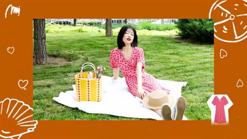 快时尚的撩仔!夏日穿搭教程,仙女就应该这么穿!