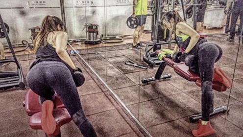 你以为健身房是锻炼身体的?错了,他们在用生命装b