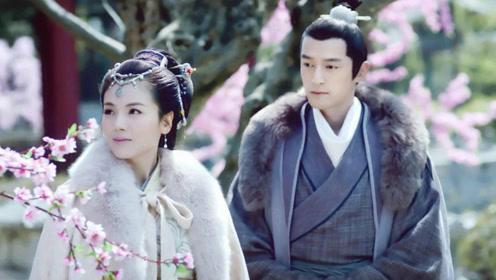 胡歌被问和刘涛拍吻戏体验 七字机智回应涛姐羞红脸