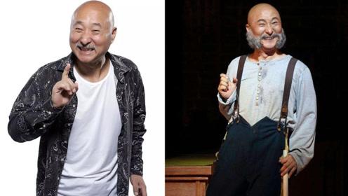 65岁陈佩斯现身学校讲课,精神饱满皮肤紧致,一双布鞋超接地气