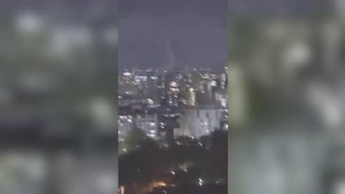 日本发生6.5级地震 预警一小时后还会发生海啸