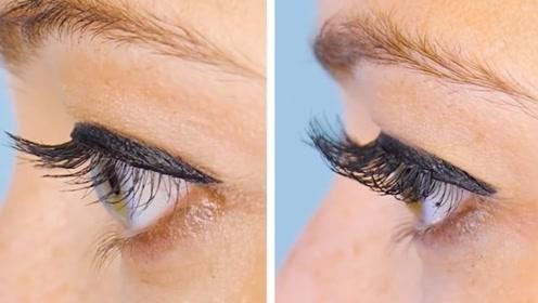 简单粗暴的女神级化妆技巧 不敢相信自己的眼睛