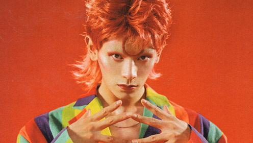 姚弛致敬David Bowie 重温华丽派时代经典