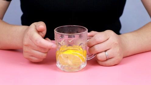 没想到这才是泡柠檬水的正确方法,可惜很多人都忽视了,难怪难喝