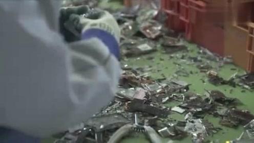 变废为宝,东京奥运奖牌竟来自电子垃圾