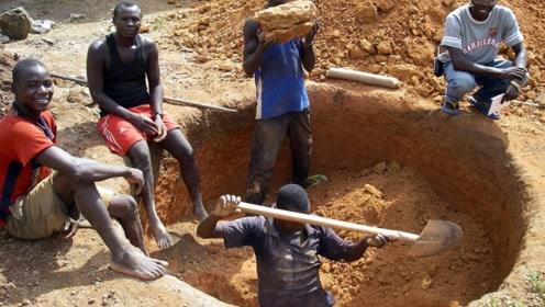 没有对比就没有伤害!中国人5天就能完成的工作,非洲人要做3年
