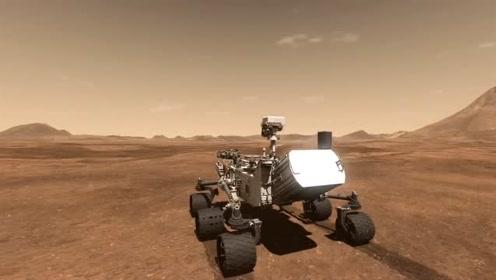 好奇号火星车任务全过程CG