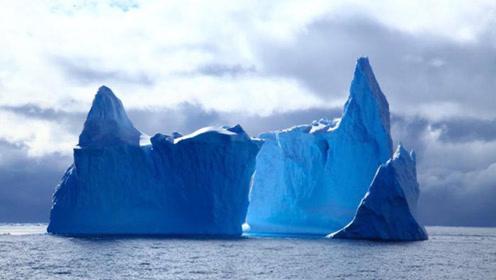阿联酋富豪拟拖南极冰山回国解水荒,网友:现实版西虹市首富
