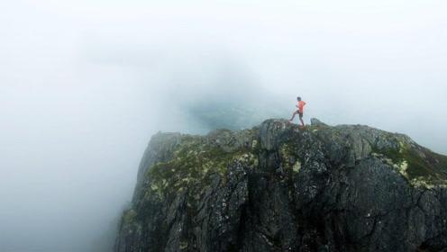 """越野天王新片""""狂奔山脊"""",第一视角记录极限达人脚下的险峻山脉"""