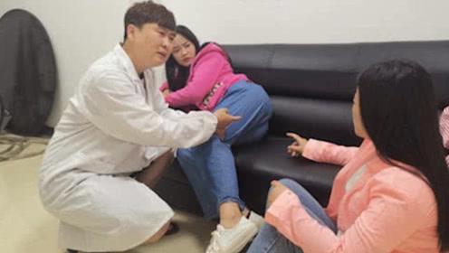 15岁女孩总说屁股里有异物,母亲带到医院检查后,瞬间吓瘫在地