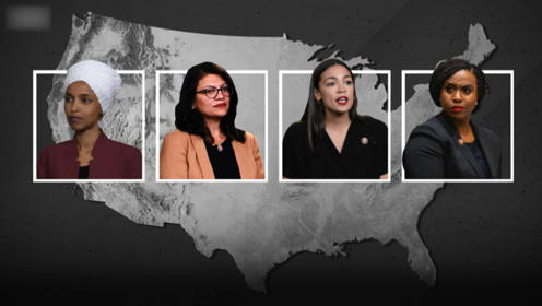 这四名女议员究竟来自哪儿 两分钟带你了解一下