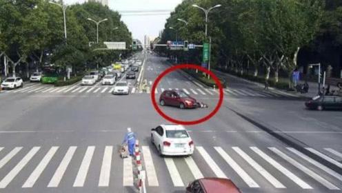 闯了红灯不要倒退,交警提醒:学会这个方法,不扣分不罚款!