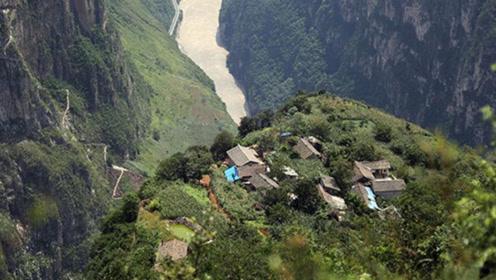 这是我国最难到达的村落,村子与世隔绝,很多人没出去过
