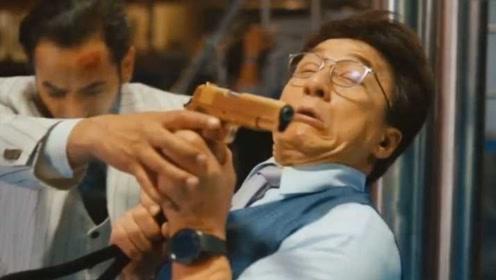 《急先锋》曝片花,成龙杨洋玩命反恐,动作戏炸裂比《战狼》还燃
