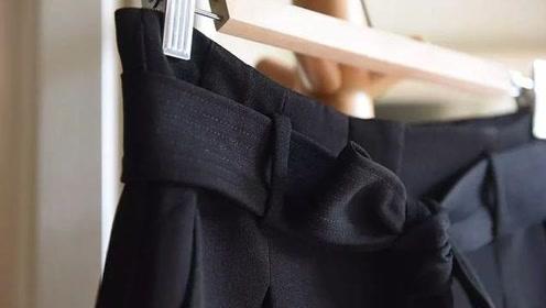 阔腿裤已out!还不快来看看显瘦又显高的纸袋裤