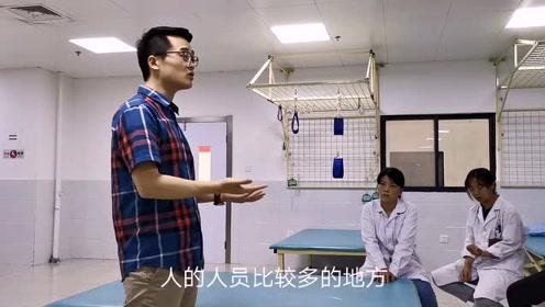 中风患者步行训练,偏瘫患者步行训练新方法,川平疗法训练