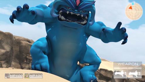 《咖宝车神》过五关,斩六将,宇宙最强的怪物出现!