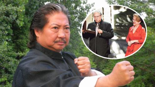 """67岁洪金宝获终身成就奖 瘦身成功自嘲""""老鲜肉"""""""