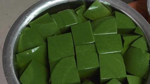 """请把""""神仙豆腐""""的回忆留给下一代,吃过但不知其名?我来告诉你"""