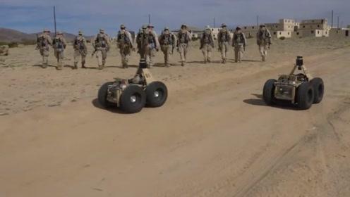 机器战士低调出镜,美国海军陆战队的X小队到底有多厉害