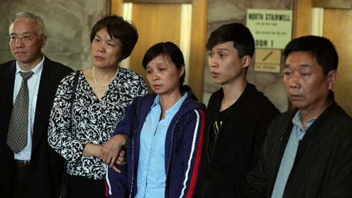 章莹颖家人感谢凶手前女友作证,并将以女儿名字设基金会