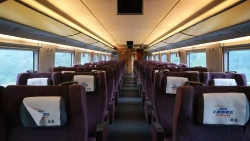 为啥火车座位面对面,高铁却是朝前坐的?原来是这个原因!