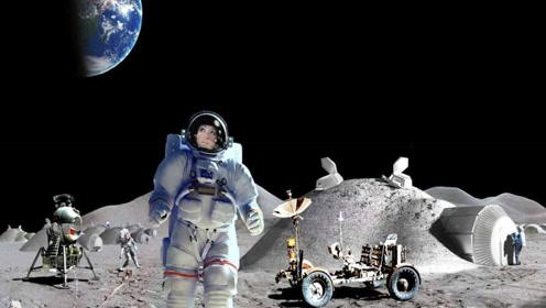 月球成新晋垃圾场,187吨垃圾是怎么来的?人类是罪魁祸首
