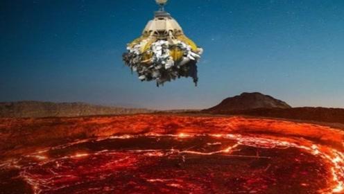 把全世界的垃圾,都扔进火山中,会有什么可怕的后果?