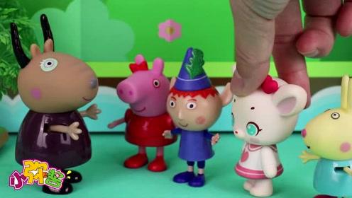 羚羊夫人引导孩子们自己编故事 激发孩子们的想象力玩具故事