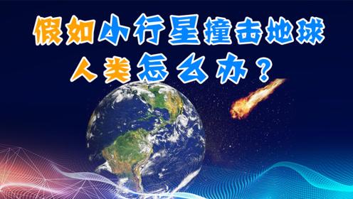 假如小行星撞地球,人类怎么办?关于小行星你最好不要知道的事