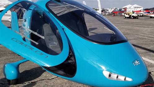 世界第一款双人飞机诞生,体积只有一辆车大小,售价比汽车便宜!