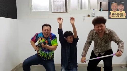韩国搞笑艺人演绎禁止酒驾曲子,让你在搞笑幽默中学习知识!