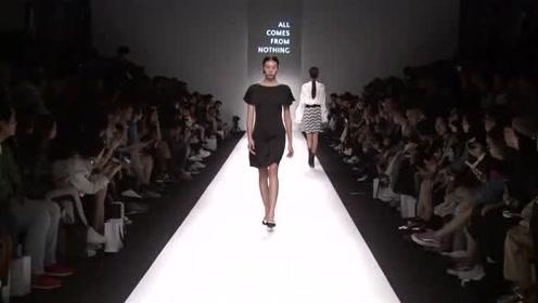 时尚潮流服装秀,非常别具特色,来欣赏下