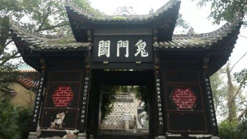 中国现实版的鬼城,白天这里是人山人海,到了夜晚却没人敢去