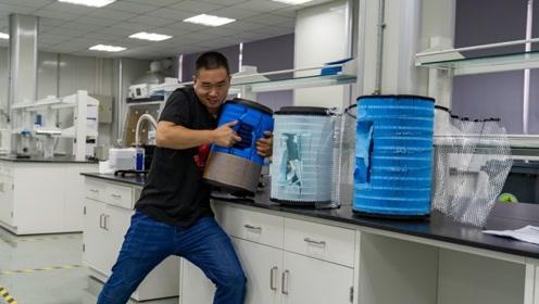 进气阻力小、过滤精度高,还防水,深度评测亿力纳米空滤